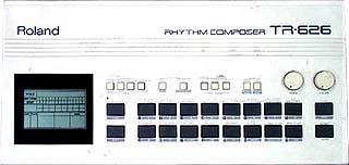 Die Roland TR-626 free Samples
