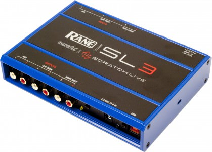 Rane SL3 Blue Limited Edition