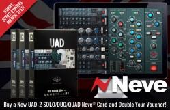 Universal Audio UAD-2 SOLO/DUO/QUAD Neve