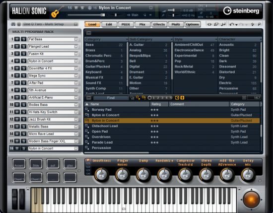 HALion Sonic VST3 Workstation