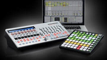 Novation Controller & Ableton Live 8 Integration