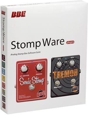 BBE Sound Stomp Ware