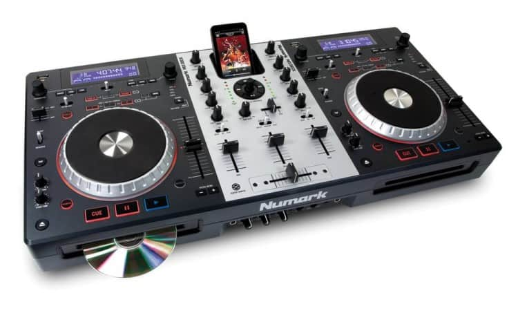 Numark Mixdeck DJ Equipment