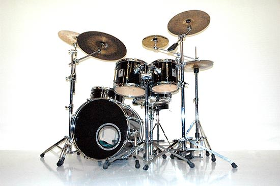 Realistische Drums mit mehr Menschlichkeit