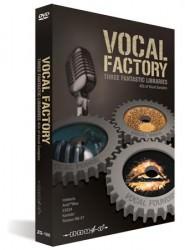 Zero-G Vocal Factory: Sammlung mit 3.700 Vocal Samples