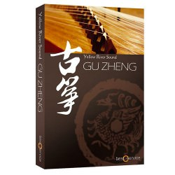 Chinesisches Instrument Yellow River Sound Gu Zheng