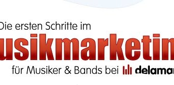 Musikmarketing & Bandpromotion für Musiker und Bands