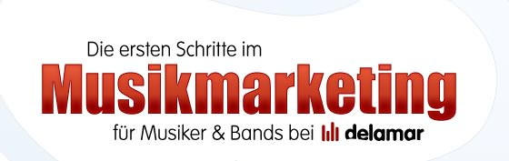 Musikmarketing & Bandpromotion für Musiker und Bands