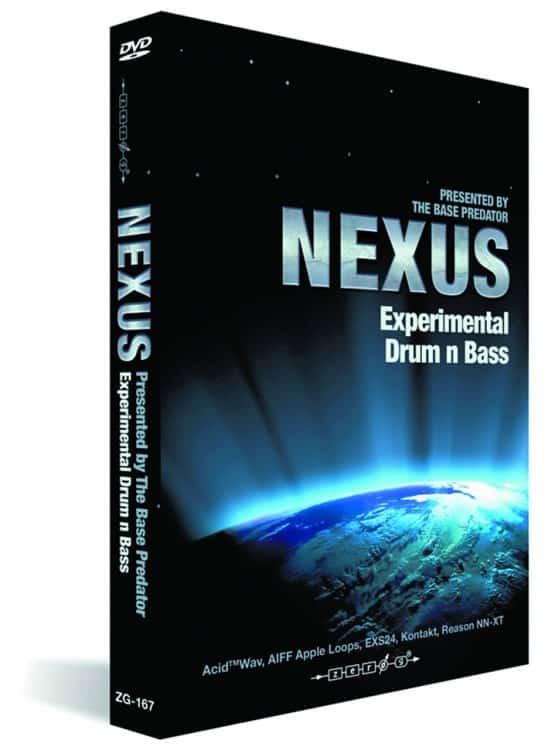 Zero-G Nexus Experimental Drum & Bass