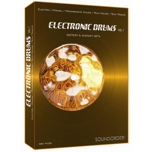 Bestservice Electronic Drums Vol. 1