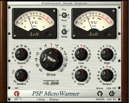 PSP MicroWarmer