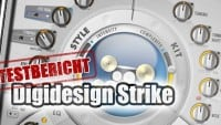 Digidesign Instrument Expansion Pack Strike Testbericht