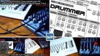Commodore C64 Drum Kit als Free Sample Pack