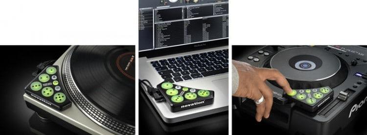 Novation Dicer Controller für Serato Scratch Live