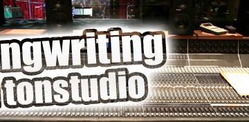 Tipps zum Songwriting im Tonstudio