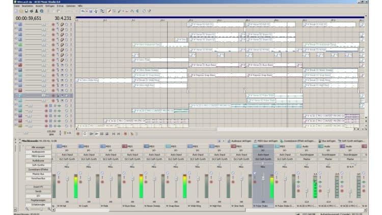 Sony Acid Music Studio 8