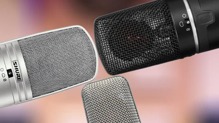 Mikrofonvergleich: Wie man Klangunterschiede bei Mikrofonen heraushört und vergleicht