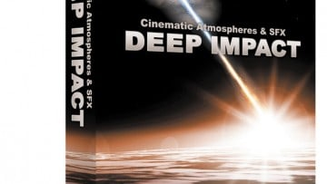 Zero-G Deep Impact Cinematic Atmospheres