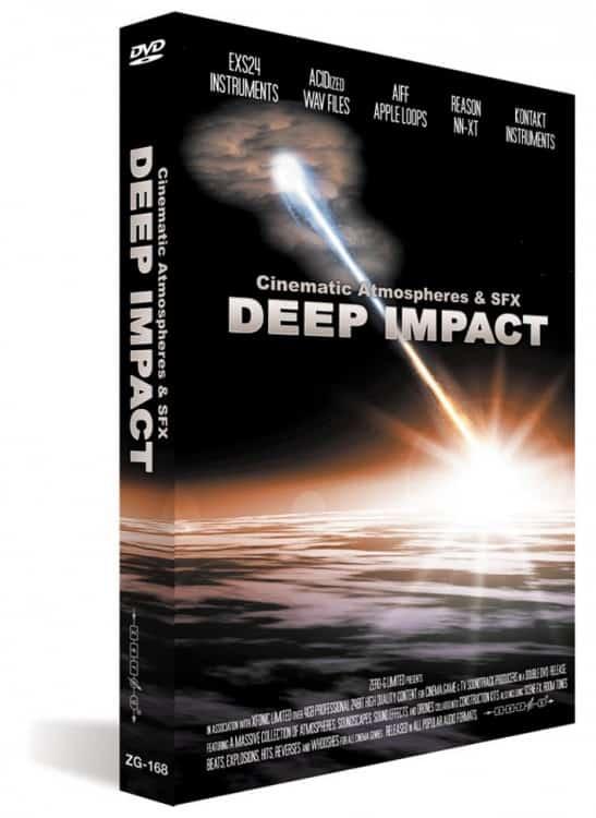 Zero-G Deep Impact Cinematic Atmospheres