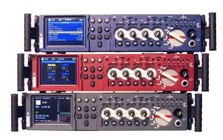 Nagra VI portable Recorder für Field-Recording