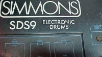Simmons SDS-9 Drum Machine free Sample Pack