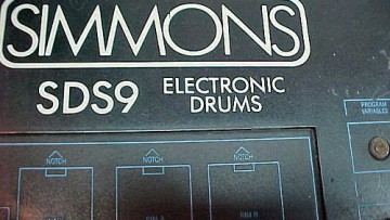 Simmons SDS-9 Drum Machine free Sample Pack