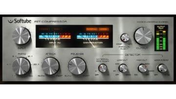Softube FET Compressor