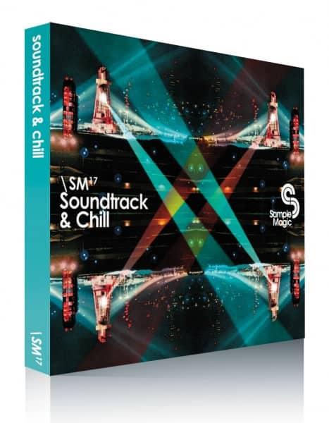 Soundtrack & Chill Sample Library von Sample Magic