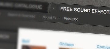 Free Samples SFX Sound Effects Video & Musik