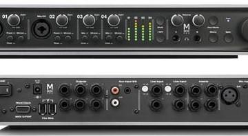 Avid Pro Tools Mbox Pro USB Audio Interface
