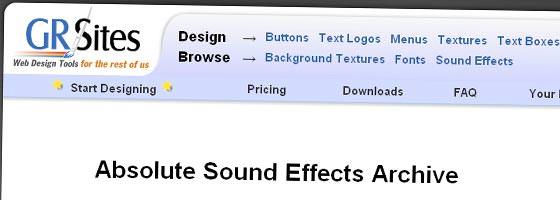 Free Samples kostenlose Sound Effekte SFX