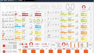 Free VST Plugin Tatapoum - Beat Making wie mit Redrum