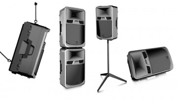 M-Audio GSR10, GSR12, GSR18 PA-Lautsprecher Boxen