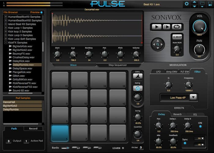 SONiVOX PULSE