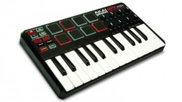 Akai MPK mini kompaktes Keyboard in Miniatur