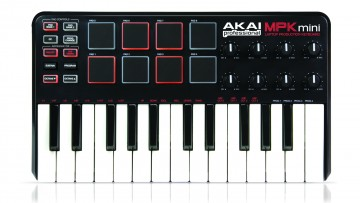 Akai Pro MPK mini