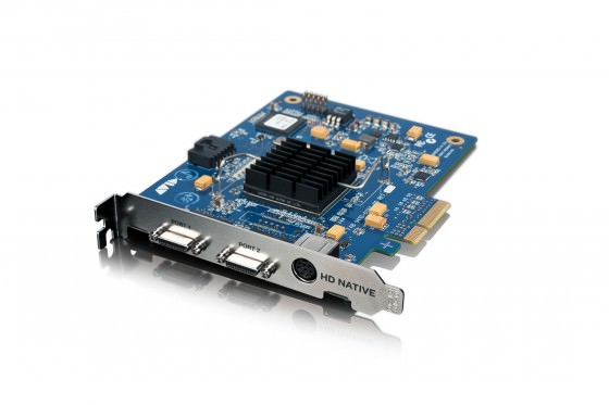Avid Pro Tools HD Native PCIe Karte