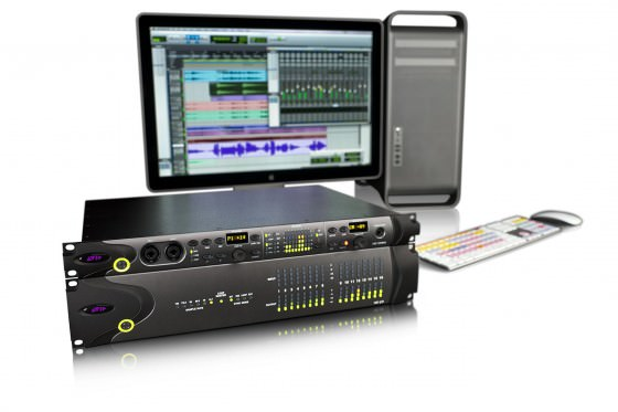 Avid Pro Tools HD Native