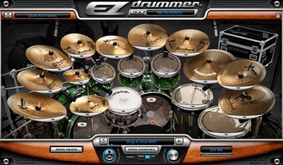 EZDrummer  Metalheads EZX