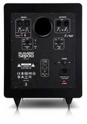 Bild von M-Audio SBX10 Rückseite