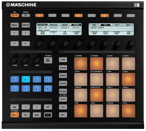Native Instruments Maschine Testbericht