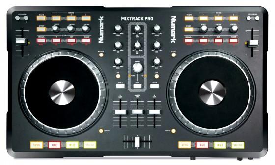 DJ-Controller für alle? Numark Mixtrack Pro