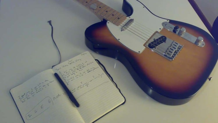 Songs schreiben