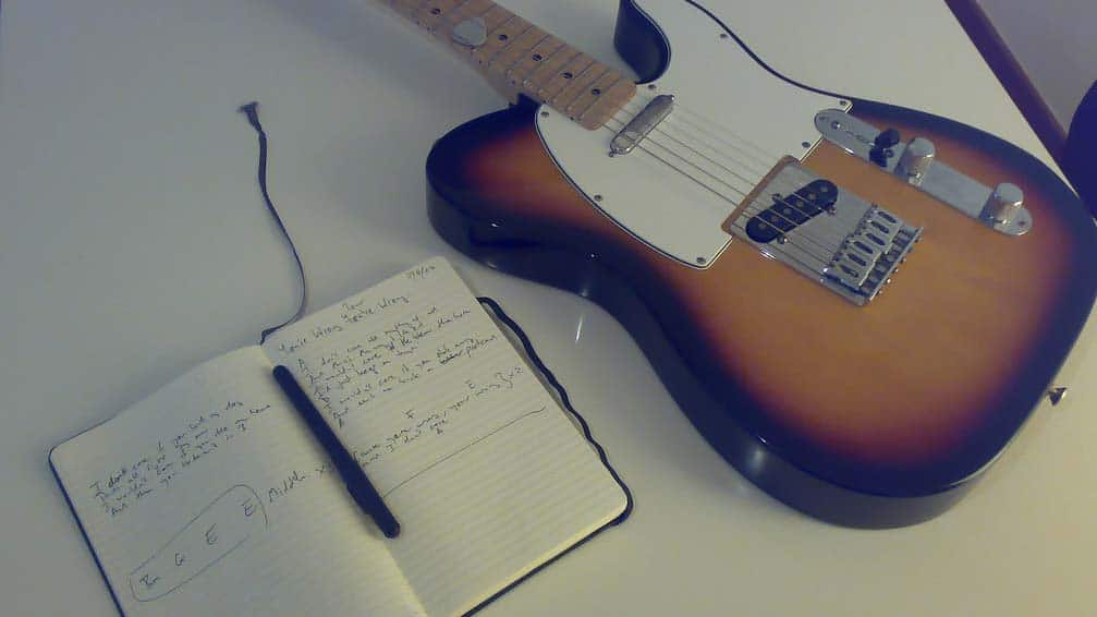 wenn ich dir ein Lied schreiben könnte