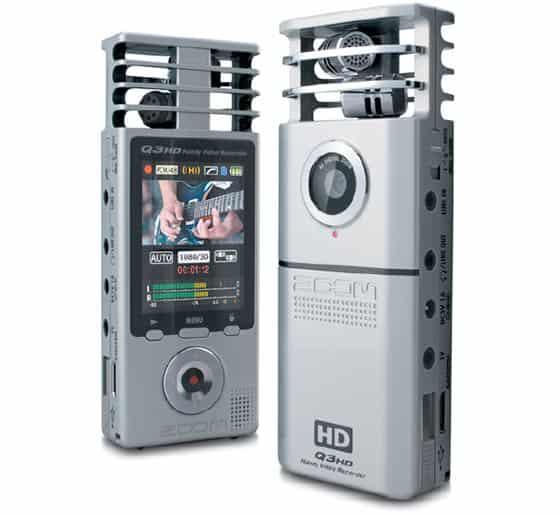 Zoom Q3 HD Video Rekorder