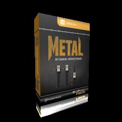 Toontrack EZmix Metal Pack