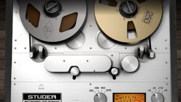 Universal Audio Studer A800 Multichannel Tape Recorder