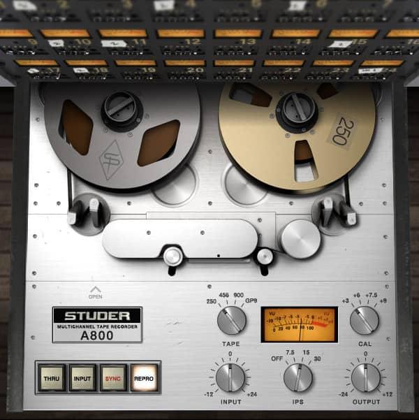 Universal Audio Studer A800 Multichannel Tape Recorder