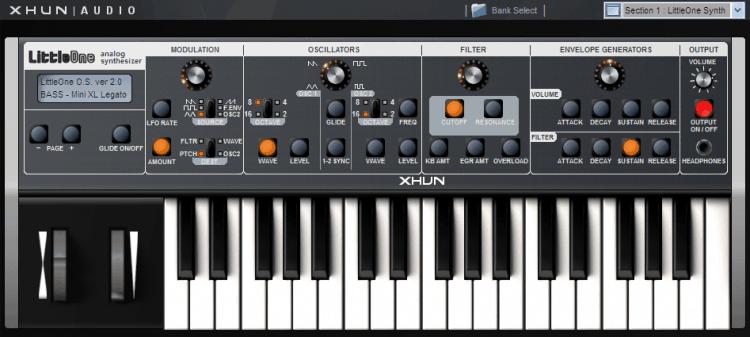 Xhun Audio LittleOne 2.0
