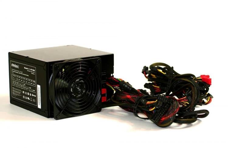 Antec CP-850 delamar Audio Computer